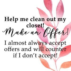 Other - Go ahead-make me an offer!